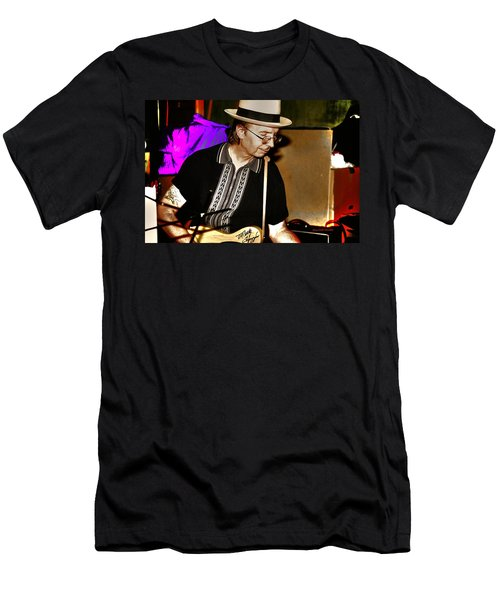 Bringin The Blues Men's T-Shirt (Athletic Fit)