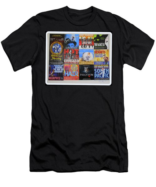 Broadway's Favorites Men's T-Shirt (Athletic Fit)
