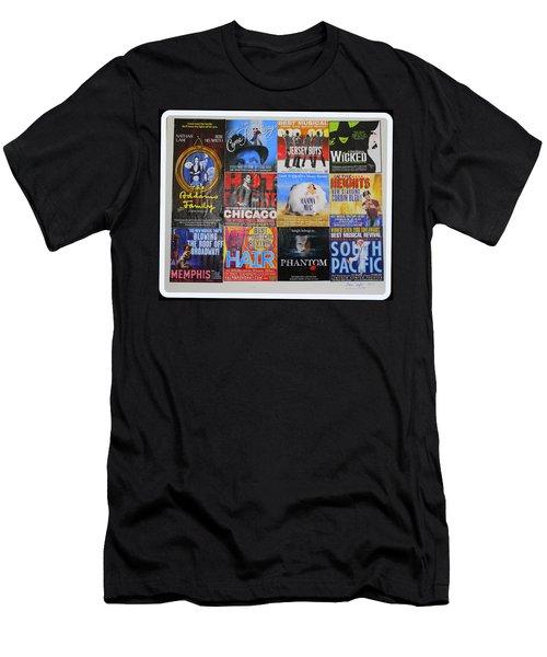 Broadway's Favorites Men's T-Shirt (Athletic Fit)