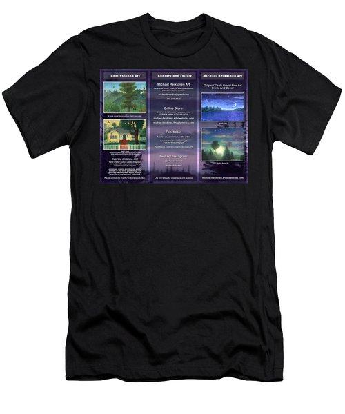 Brochure 2015 - Exterior Men's T-Shirt (Athletic Fit)
