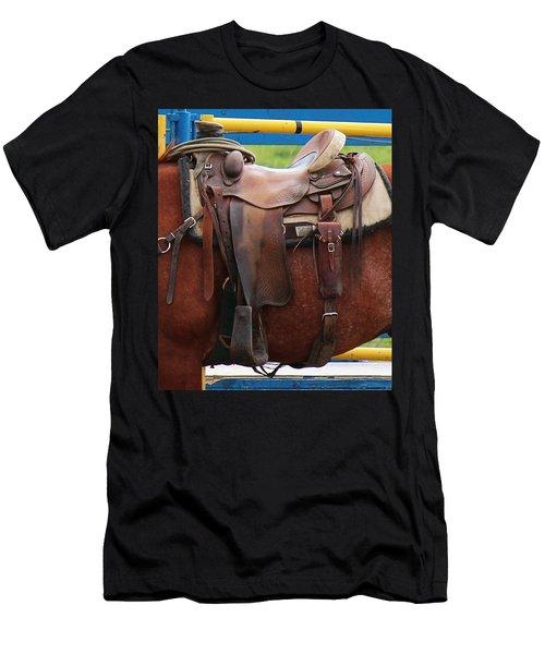 Broke In Men's T-Shirt (Athletic Fit)