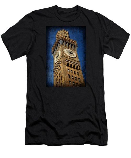 Bromo Seltzer Tower No 3 Men's T-Shirt (Athletic Fit)