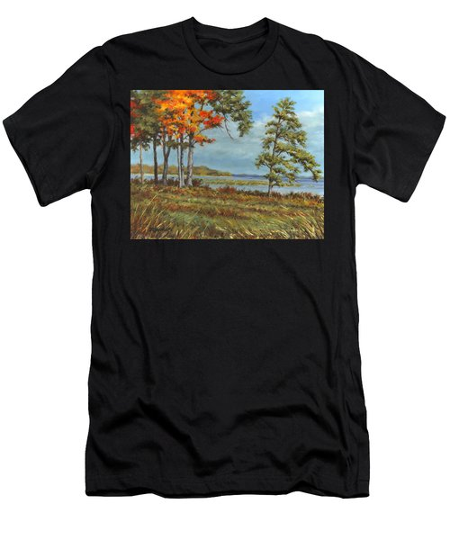 Browns Bay Men's T-Shirt (Athletic Fit)