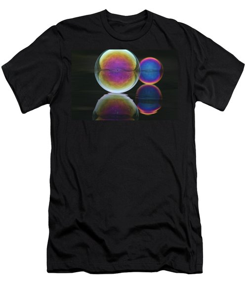 Bubble Spectacular Men's T-Shirt (Athletic Fit)