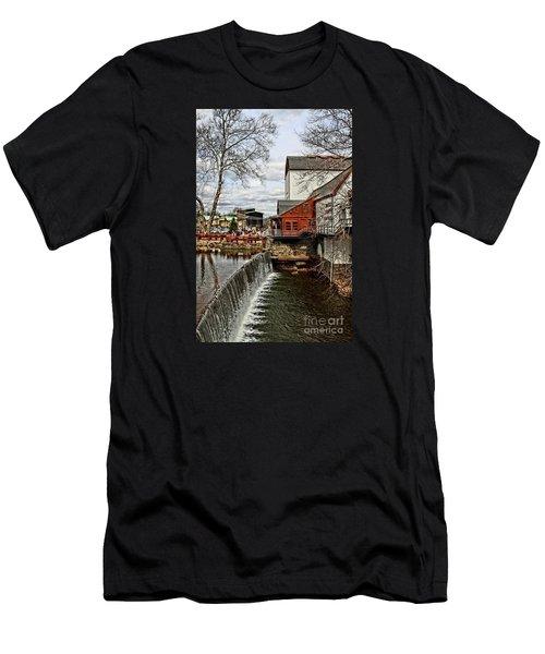 Bucks County Playhouse Men's T-Shirt (Athletic Fit)