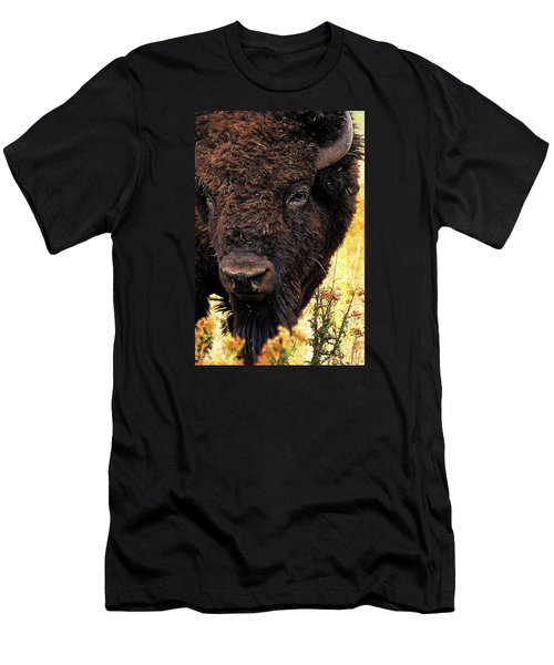 Ragweed Buffalo Men's T-Shirt (Athletic Fit)