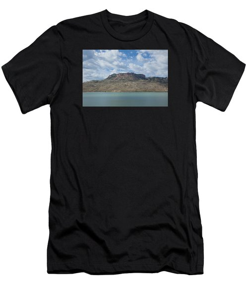 Buffalo Bill Reservoir Men's T-Shirt (Athletic Fit)
