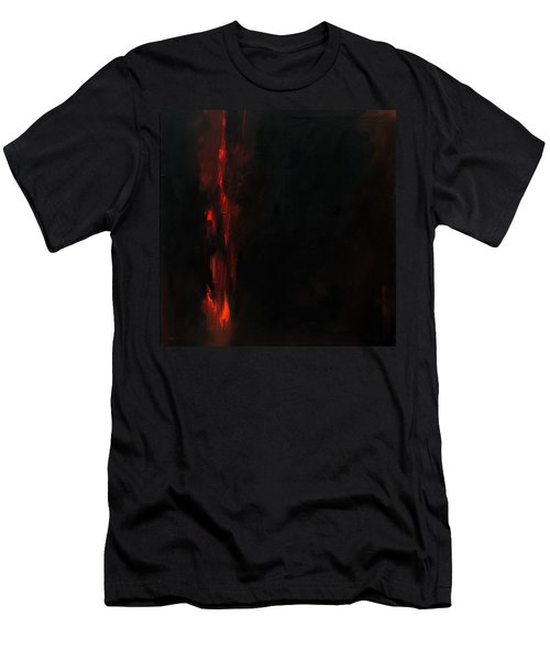 Burn Men's T-Shirt (Athletic Fit)