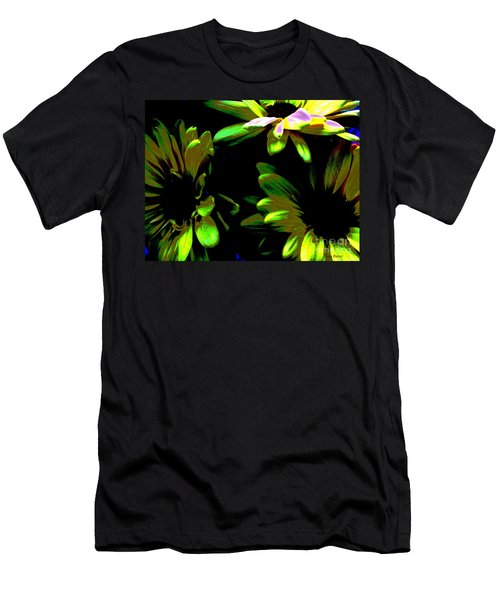 Men's T-Shirt (Slim Fit) featuring the photograph Burst by Greg Patzer