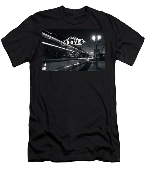Bus Stop Men's T-Shirt (Athletic Fit)
