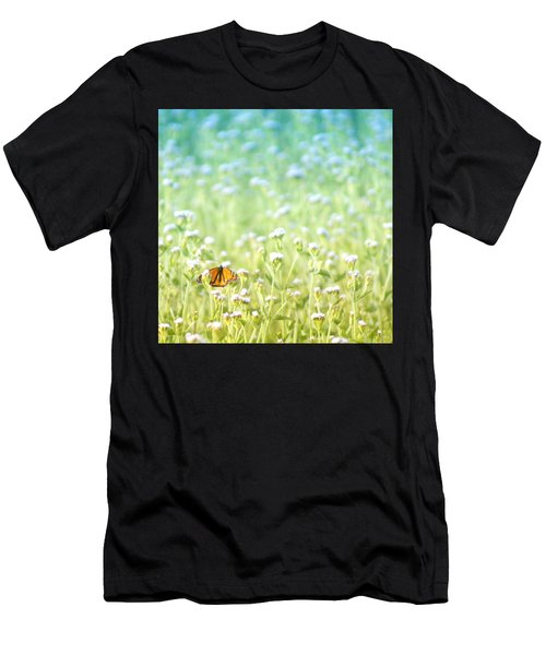 Butterfly Dreams Men's T-Shirt (Athletic Fit)