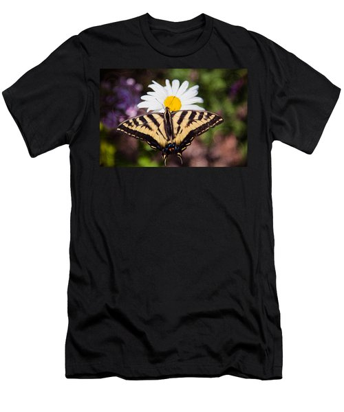 Butterfly Kisses Men's T-Shirt (Athletic Fit)