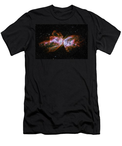 Butterfly Nebula Ngc6302 Men's T-Shirt (Athletic Fit)