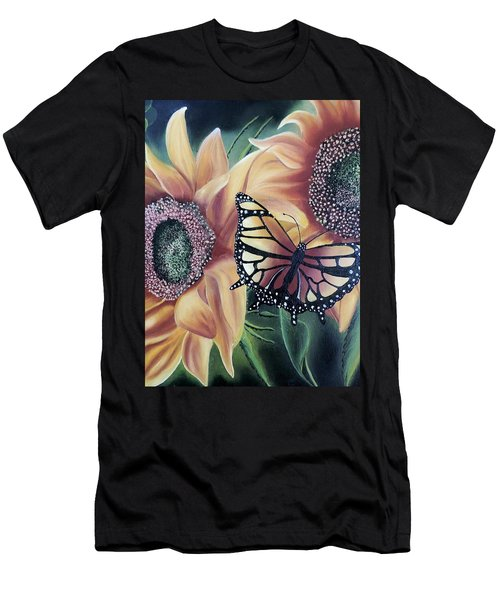 Butterfly Series 5 Men's T-Shirt (Athletic Fit)