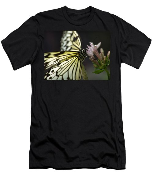 Butteryfly Men's T-Shirt (Athletic Fit)