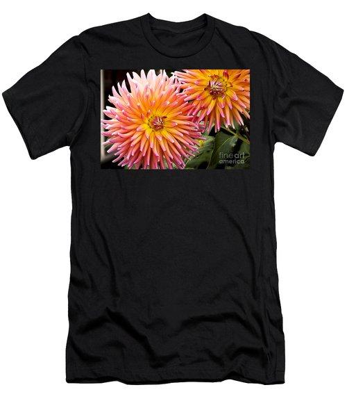 Buy Me Flowers Men's T-Shirt (Athletic Fit)