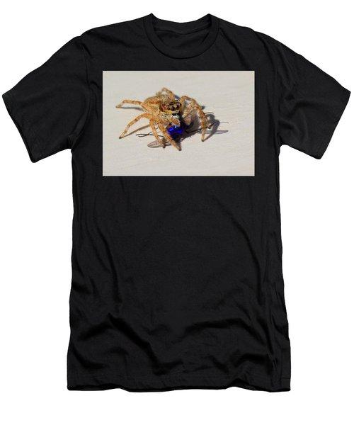 Buzzed Out Men's T-Shirt (Athletic Fit)