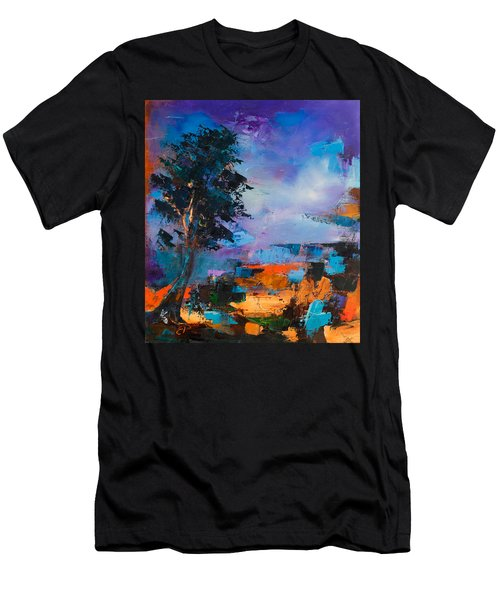 By The Canyon Men's T-Shirt (Athletic Fit)
