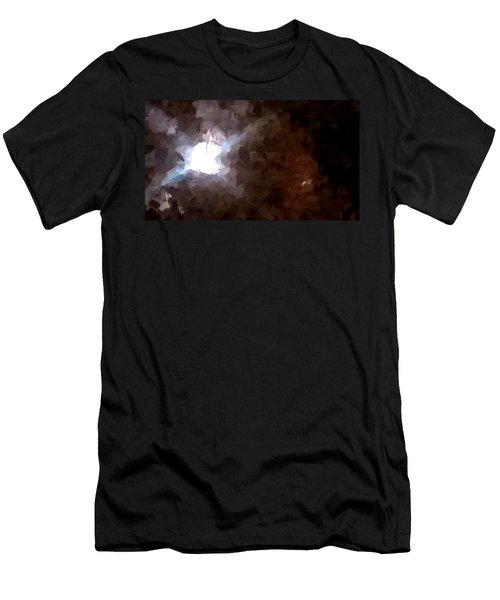 By The Moonlight Men's T-Shirt (Slim Fit)