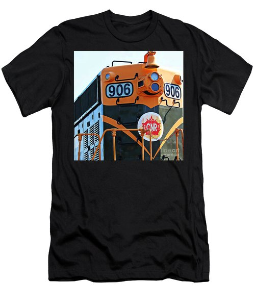 C N R Train 906 Men's T-Shirt (Slim Fit) by Barbara Griffin