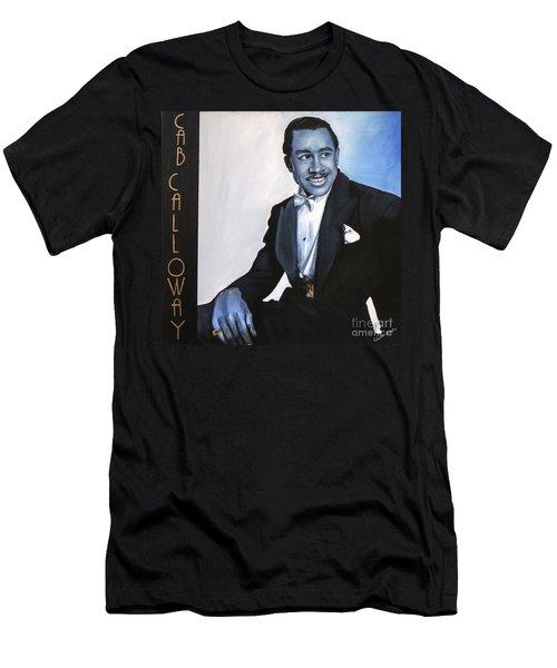 Cab Calloway Men's T-Shirt (Athletic Fit)