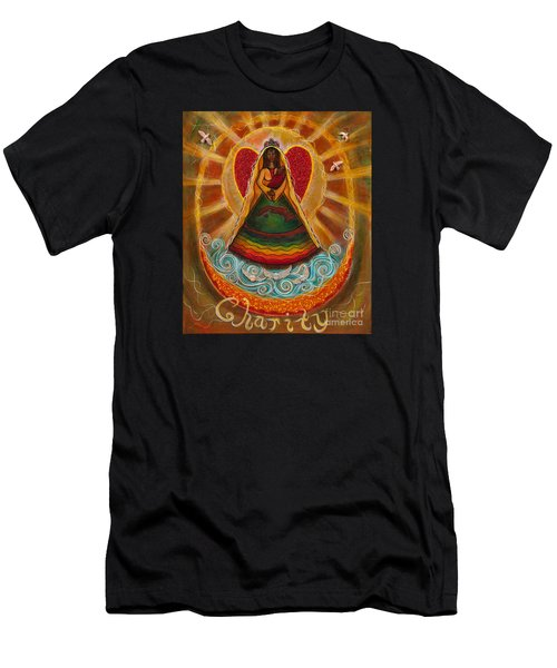 Cachita Madonna Men's T-Shirt (Athletic Fit)