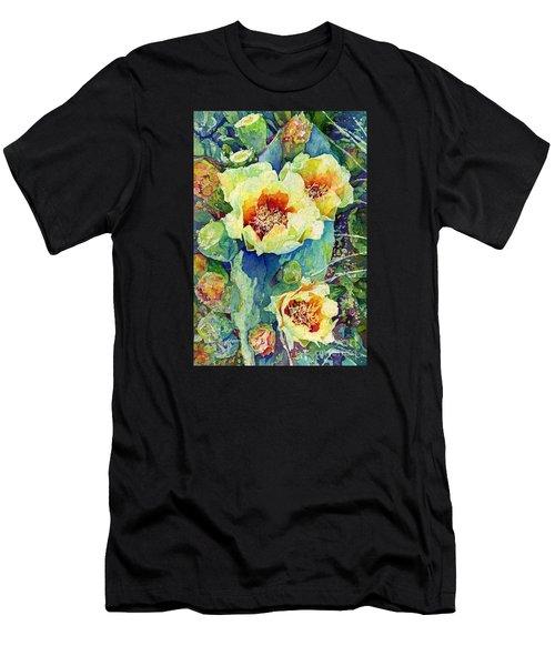 Cactus Splendor II Men's T-Shirt (Athletic Fit)