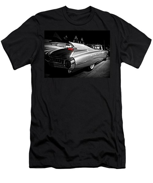 Cadillac Noir Men's T-Shirt (Athletic Fit)