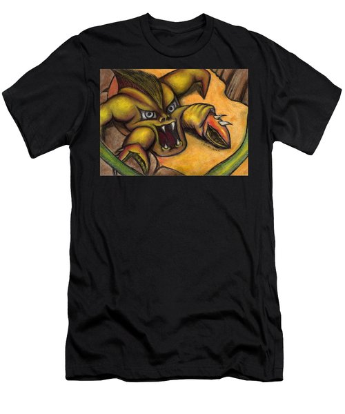 Caffiene Men's T-Shirt (Athletic Fit)