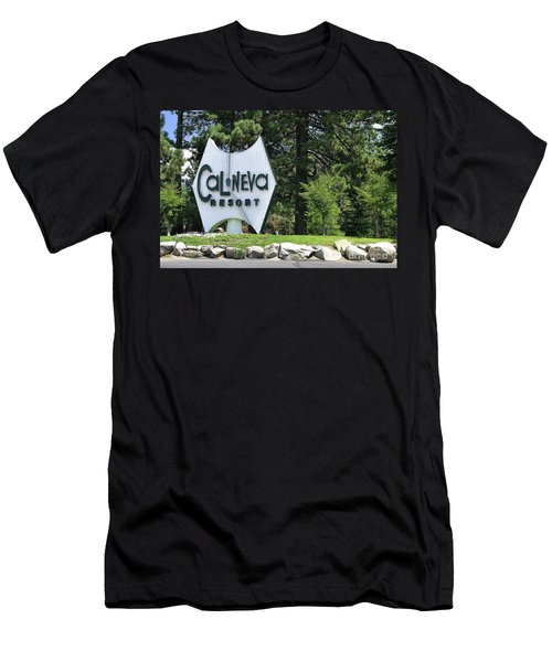 Cal Neva Resort - Lake Tahoe Men's T-Shirt (Athletic Fit)