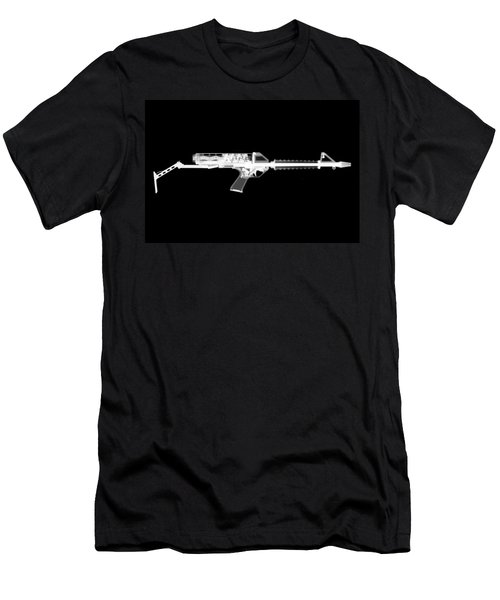 Calico M100 Reversed Men's T-Shirt (Athletic Fit)