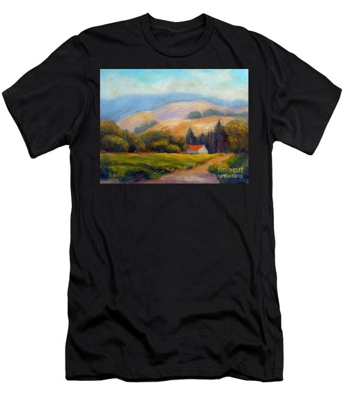 California Hills Men's T-Shirt (Athletic Fit)