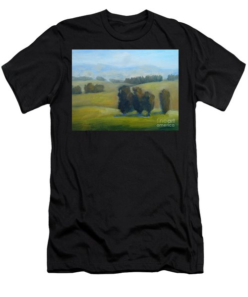 California Hills Late February Men's T-Shirt (Athletic Fit)