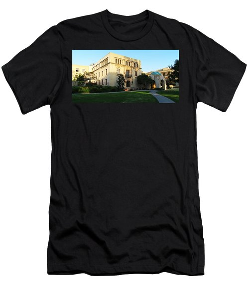 California Institute Of Technology - Caltech Men's T-Shirt (Athletic Fit)