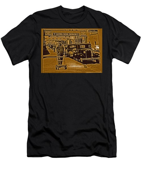 California Packing Corporation Men's T-Shirt (Athletic Fit)