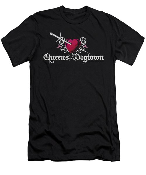 Californication - Queens Of Dogtown Men's T-Shirt (Athletic Fit)