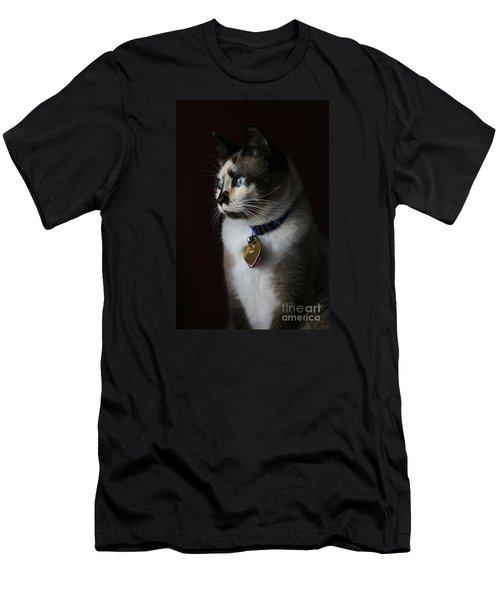 Calista #2 Men's T-Shirt (Slim Fit)