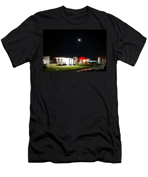 Call It A Night Men's T-Shirt (Athletic Fit)