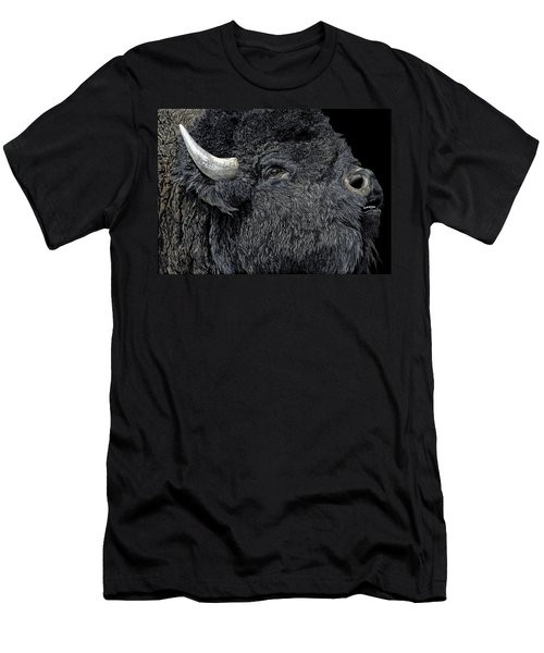 Call Of The Prairie Men's T-Shirt (Athletic Fit)