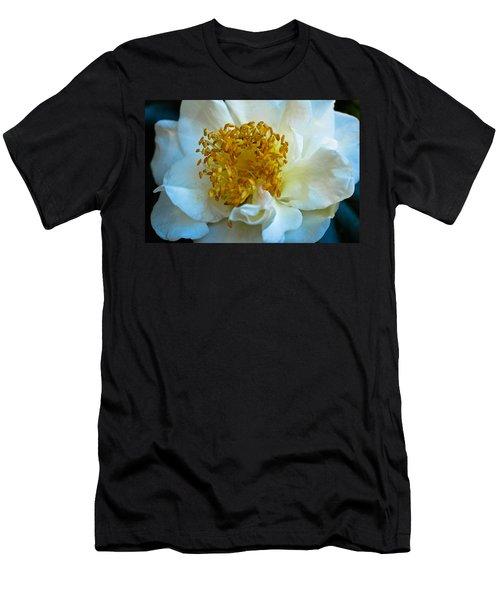 Camellia Men's T-Shirt (Athletic Fit)