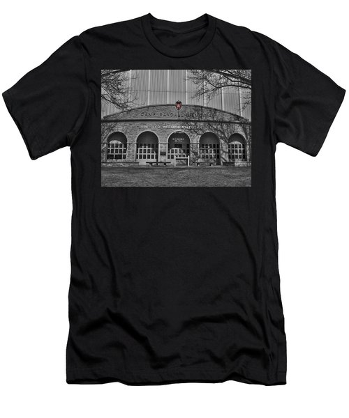 Camp Randall - Madison Men's T-Shirt (Athletic Fit)