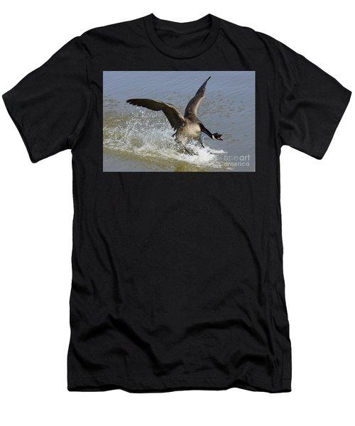 Canada Goose Touchdown Men's T-Shirt (Athletic Fit)