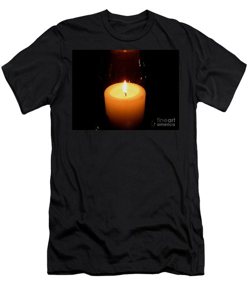 Candlelight Moments Men's T-Shirt (Athletic Fit)