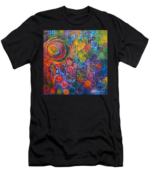 Candyland Men's T-Shirt (Athletic Fit)