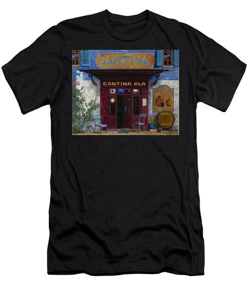 cantina Ala Men's T-Shirt (Athletic Fit)