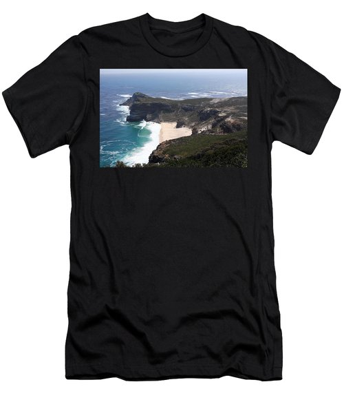 Cape Of Good Hope Coastline - South Africa Men's T-Shirt (Athletic Fit)
