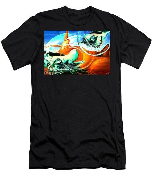 Car Fandango - Modern Art Men's T-Shirt (Athletic Fit)