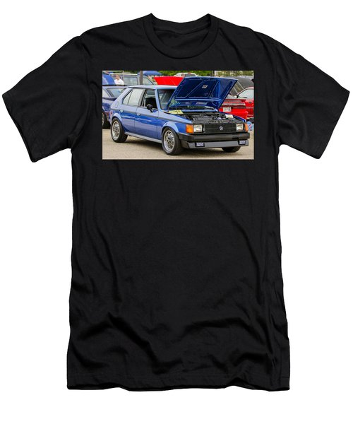Car Show 078 Men's T-Shirt (Athletic Fit)