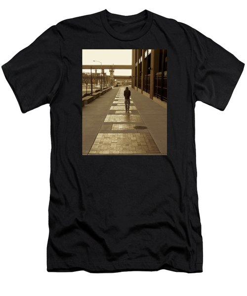 Cardinals' Walk Of Fame Men's T-Shirt (Athletic Fit)