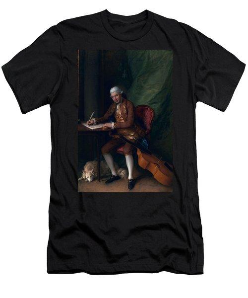 Carl Friedrich Abel, C.1777 Men's T-Shirt (Athletic Fit)